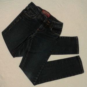Arizona Skinny Jeans girls size 10 Slim EUC